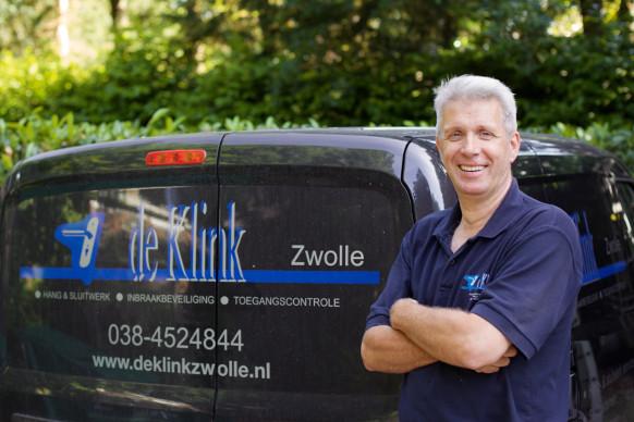 Rene Klink vervangt uw sloten in Zwolle